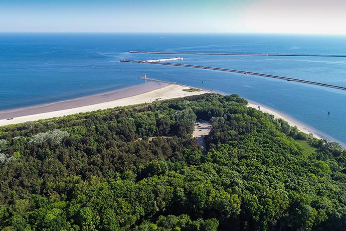 Ranking plaż 2019 - Świnoujście