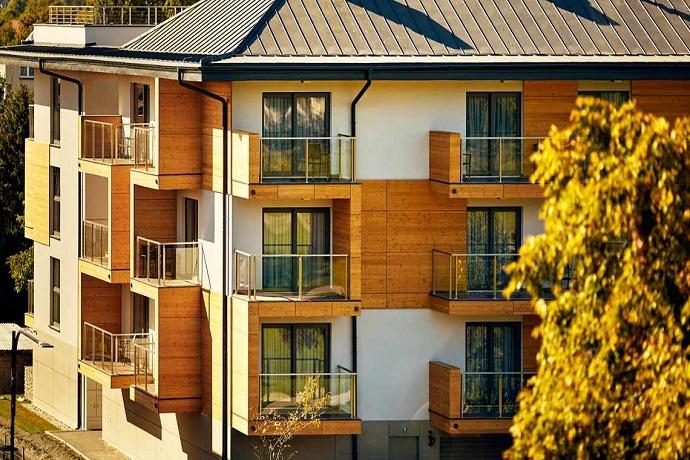 Pomysły na wakacyjny wypoczynek - Bristol Aparthotel, Busk-Zdrój