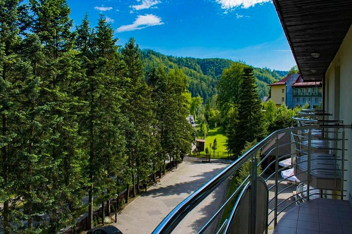 Pomysł na wypoczyenk w polskich górach - hotel Vestina