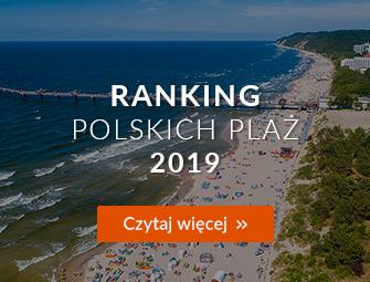 Ranking polskich plaż 2019 - Magazyn Travelist