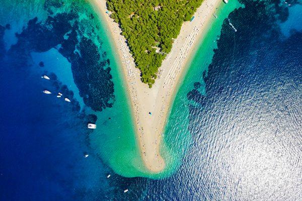 TOP 10: Ranking plaż w Chorwacji