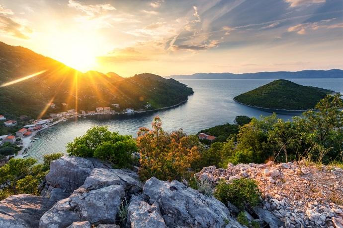 Najpiękniejsze wyspy Chorwacja