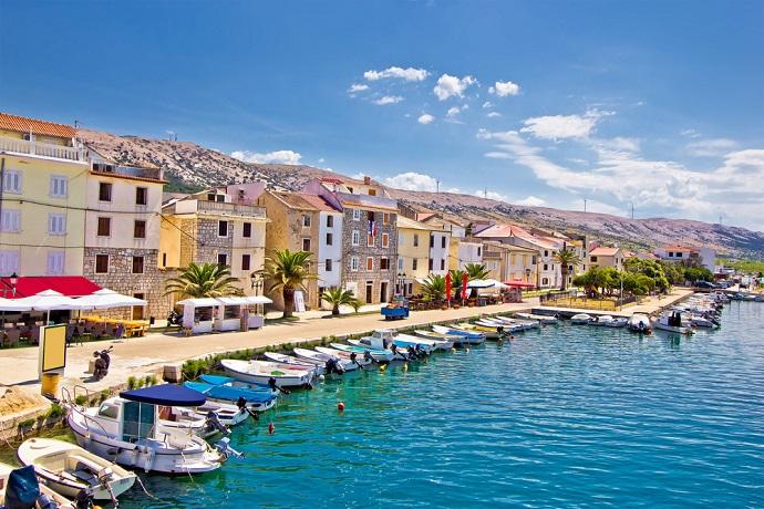 Najpiękniejsze wyspy Chorwacji - wyspa Pag