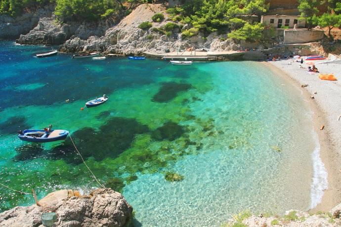 Najpiękniejsze wyspy Chorwacji - Losinj