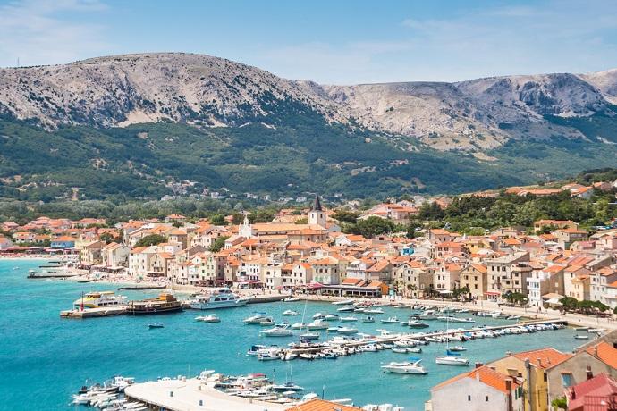 Najpiękniejsze wyspy Chorwacji - Krk