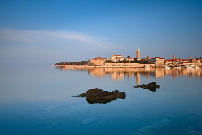 Najpiękniejsze wyspy Chorwacji - Rab