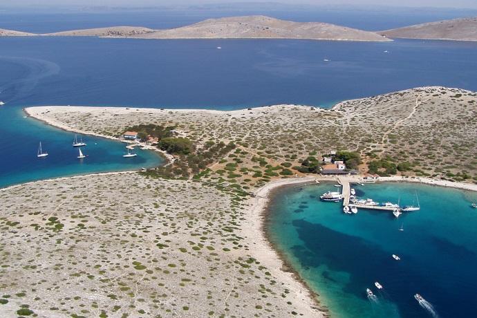 Najpiękniejsze wyspy Chorwacji - Kornati