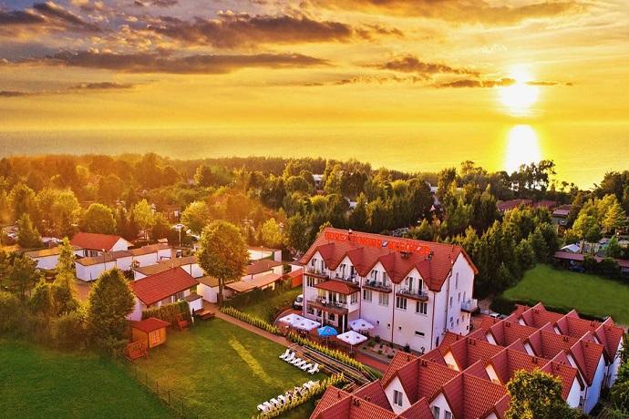 Najtańsze oferty na Wakacje 2019 nad morzem - Bursztynowe Wzgórze Family Resort