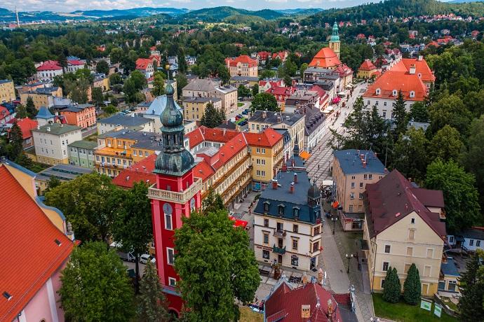 Poznaj Polskę z Travelist: Karkonosze - Cieplice Śląskie-Zdrój
