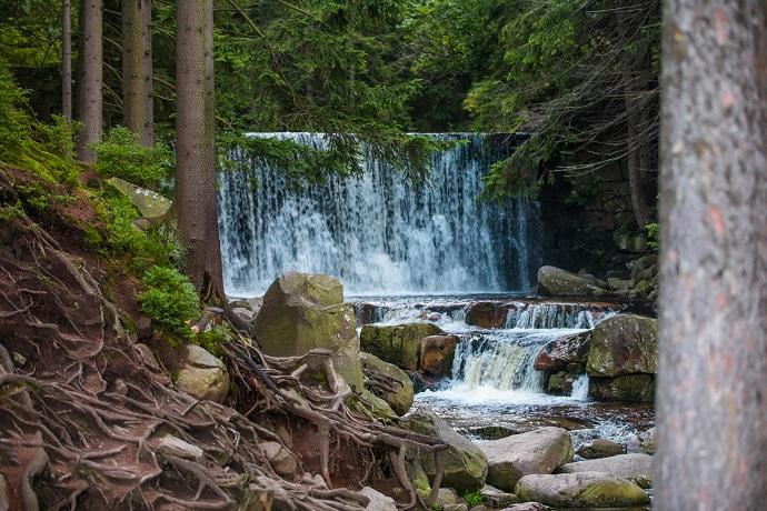 Poznaj Polskę z Travelist: Karkonosze - Dziki Wodospad