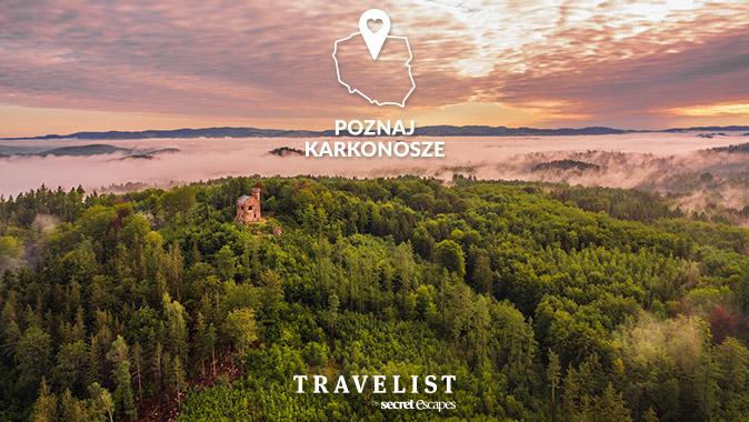 Poznaj Polskę z Travelist: Największe atrakcje polskich Karkonoszy