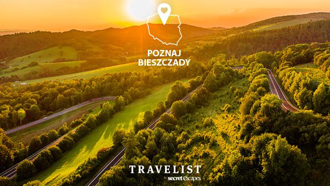 Poznaj Polskę z Travelist: Magiczne Bieszczady – piękno dzikiej natury