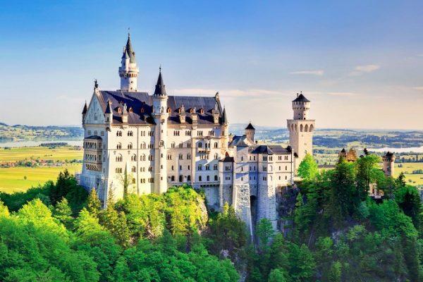 TOP 10: Najwspanialsze zamki Europy