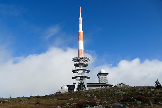 Ranking strasznych miejsc w Europie - Góra Brocken, Niemcy