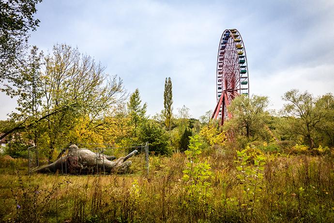 Ranking strasznych miejsc w Europie - Spreepark, Berlin, Niemcy