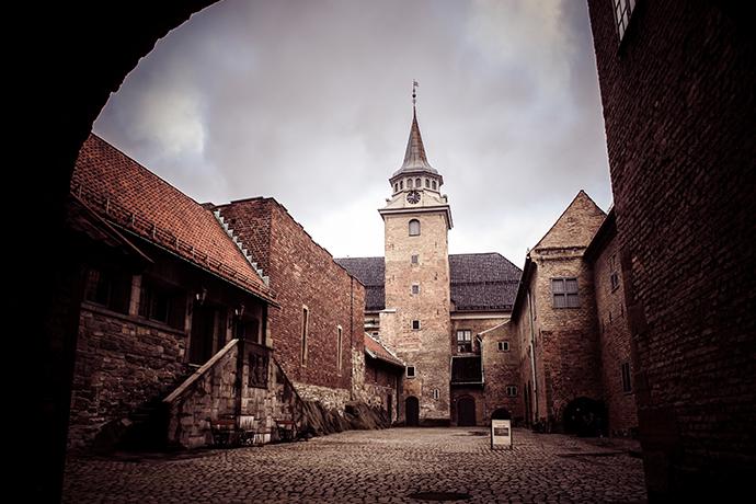 Ranking strasznych miejsc w Europie - Zamek Akershus, Norwegia