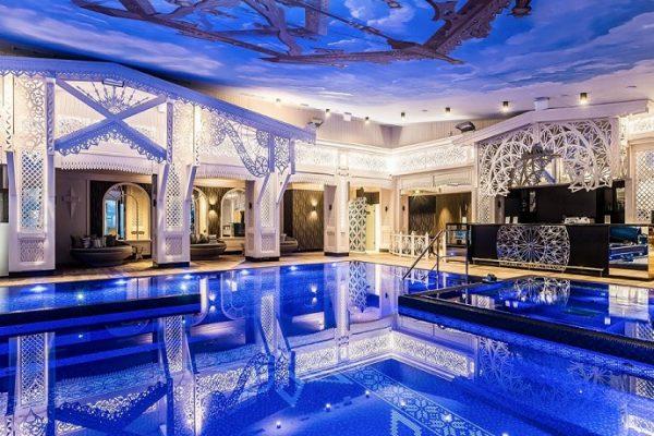 TOP 10: Najlepsze hotelowe SPA 2019