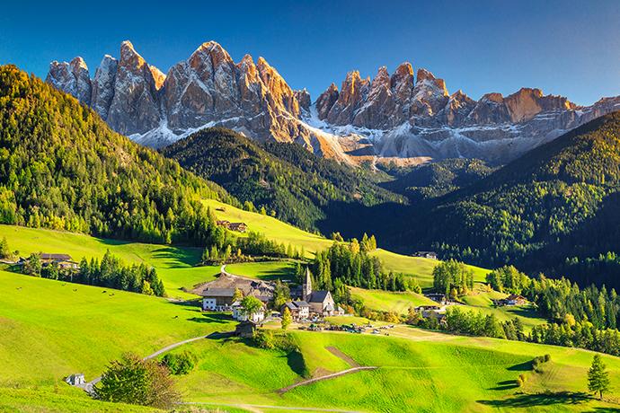 Włoskie Alpy - Magazyn Travelist