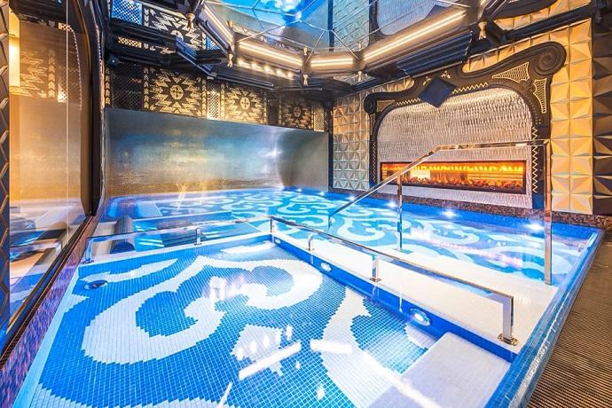Najlepsze baseny hotelowe - Bachleda Residence