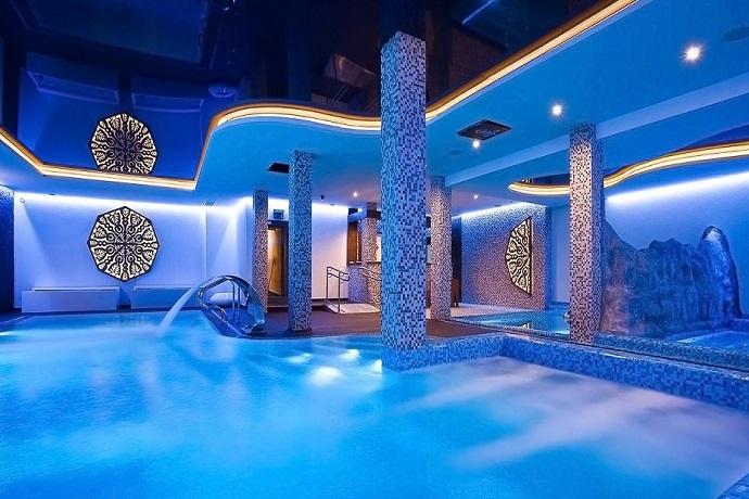 Najlepsze hotelowe SPA - Hotel Piwniczna SPA&Conference