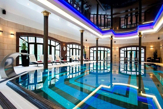 Najlepsze baseny hotelowe - Hotel Royal Baltic Luxury Boutique