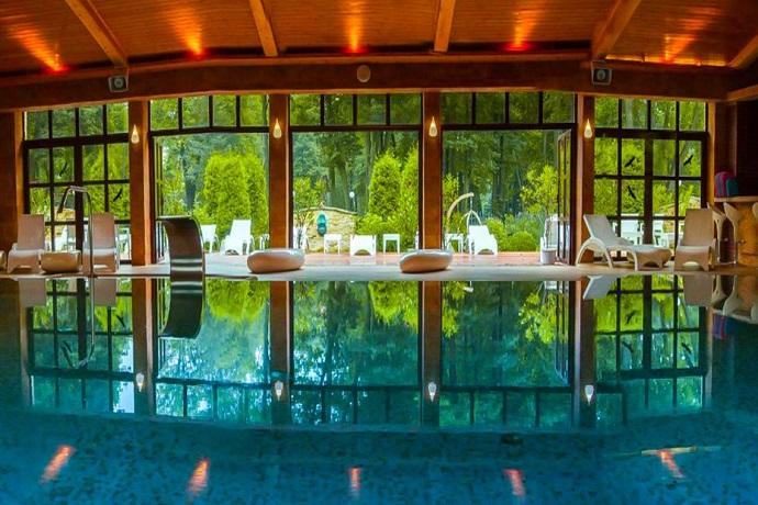 Najlepsze baseny hotelowe - Manor House SPA