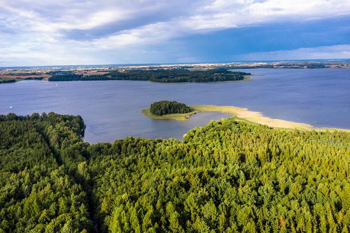 Poznaj Polskę z Travelist: Mazury - Jezioro Mamry
