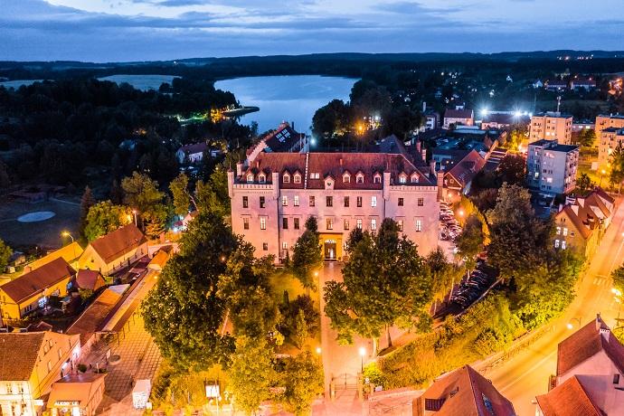 Poznaj Polskę z Travelist: Mazury - Zamek Ryn