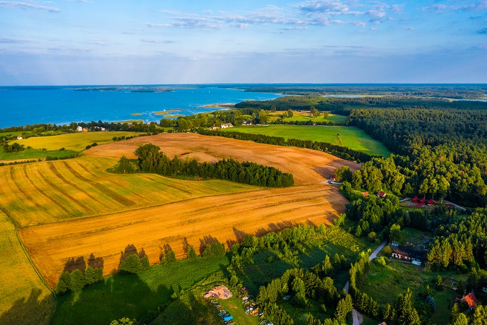 Poznaj Polskę z Travelist: Mazury - Wierzba