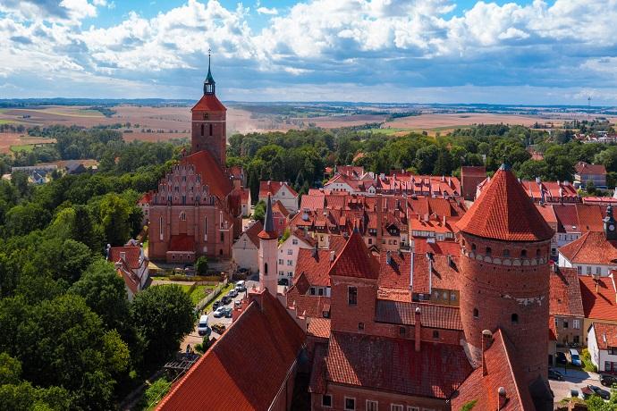 Poznaj Polskę z Travelist: Mazury - Reszel