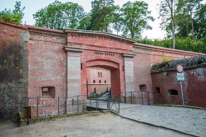 Poznaj Polskę z Travelist: Mazury - Twierdza Boyen