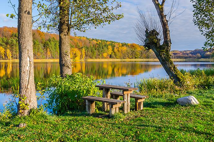 Top 10 miejsc na wyciszenie - Pojezierze Drawskie