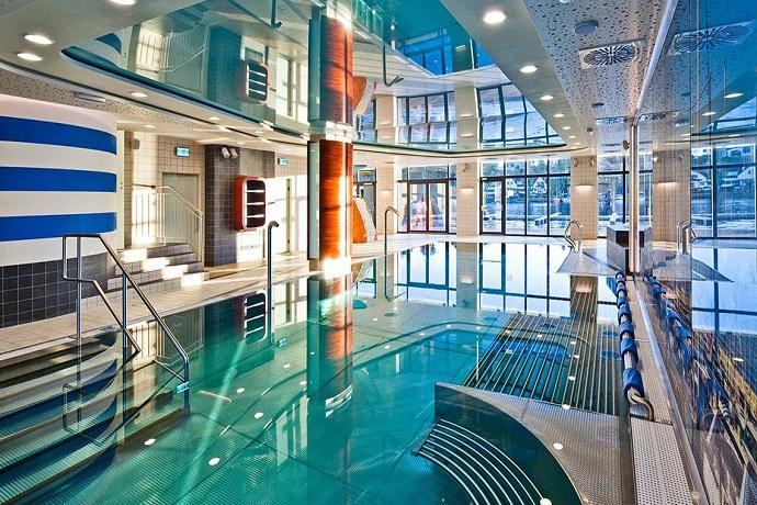 Ranking SPA 2020- Hotel Mikołajki****