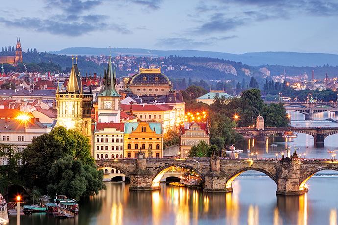 Miejsca, do których wrócimy - Praga