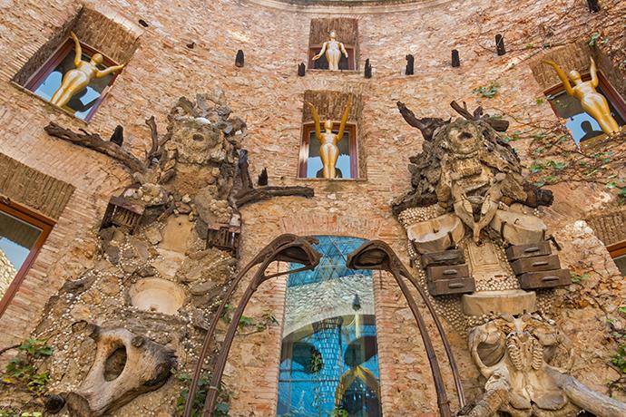 Wirtualna wizyta w muzeum - Muzeum Salvadora Dali
