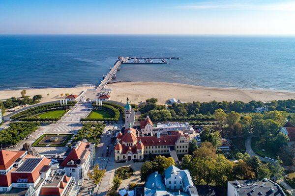 Top 10 – najpiękniejsze promenady nad Bałtykiem
