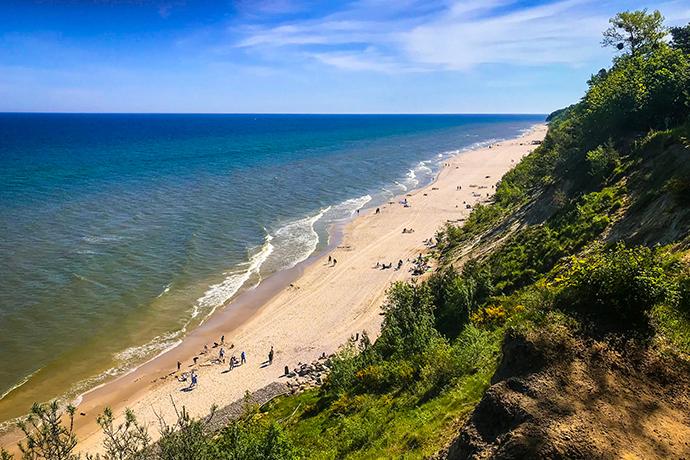 Promenady nad Bałtykiem - Jastrzębia Góra