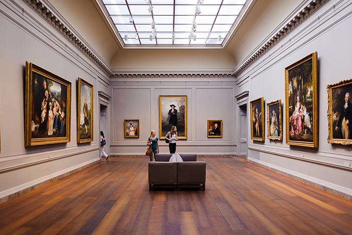 Wirtualna wizyta w muzeum - National Gallery of Art