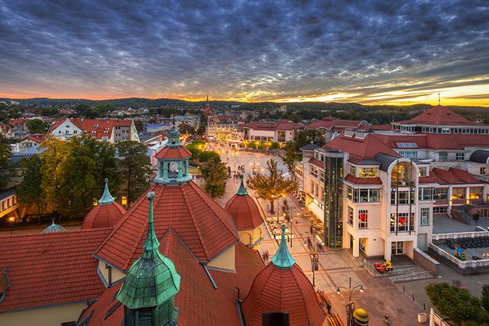 Promenady nad Bałtykiem - Sopot