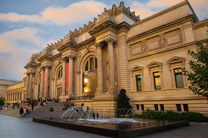 Wirtualna wizyta w muzeum - Metropolitan Museum of Art