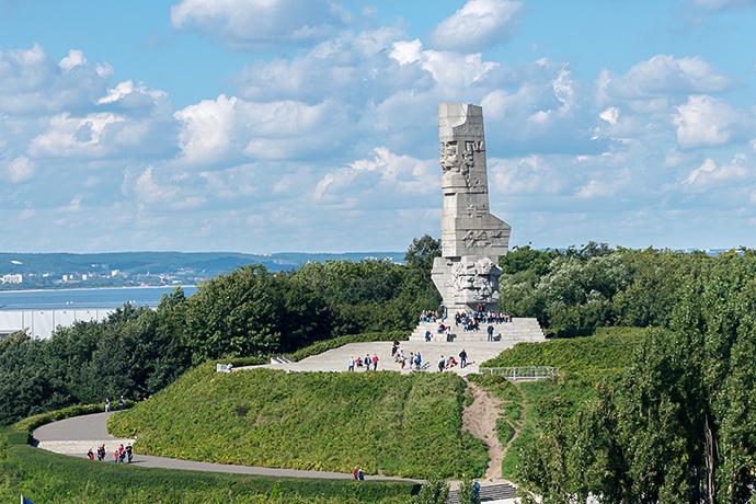Wirtualna wizyta w muzeach i miejscach kultury w Polsce - Historyczna Wojskowa Składnica Tranzytowa na Westerplatte
