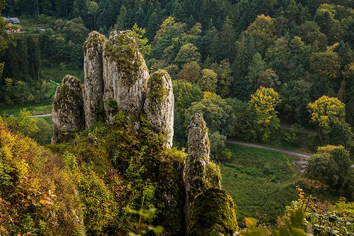 Najpiękniejsze parki narodowe