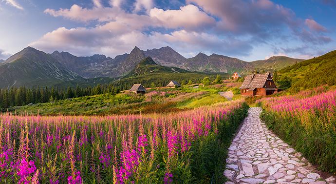 Najpiękniejsze parki narodowe - Tatrzański Park Narodowy