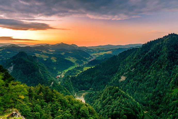 Poznaj Polskę z Travelist - góry
