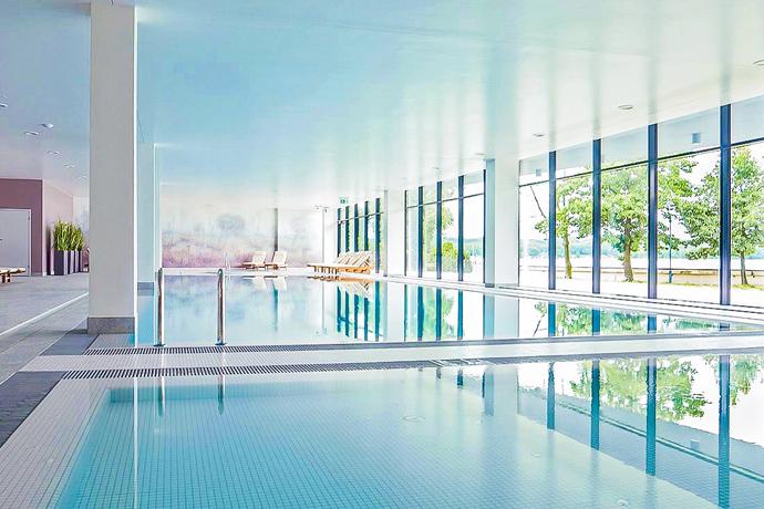 Najlepsze hotele z basenami w Polsce - Magazyn Travelist
