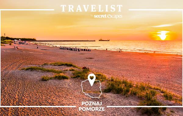 Poznaj Polskę z Travelist: Wybrzeże Środkowe, część I
