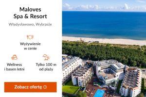 Pomorze Gdańskie - Maloves Resort & SPA