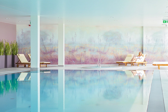 Najlepsze hotele z basenami w Polsce - Notera SPA