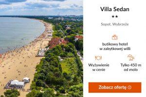 Pomorze Gdanskie - Villa Sedan **