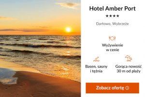Poznaj Polskę z Travelist - Hotel Amber Port ****